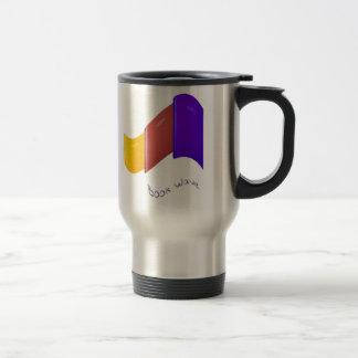 Book Wave Coffee Mug