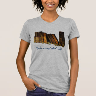 Book Worm Avid Reader Book Lover's Collectible Tee