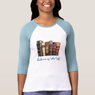 Book Worm Avid Reader Book Lover's Collectible Top T Shirts