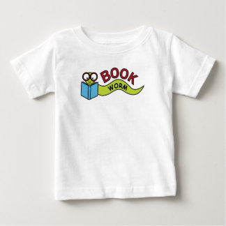 Book Worm Baby T-Shirt