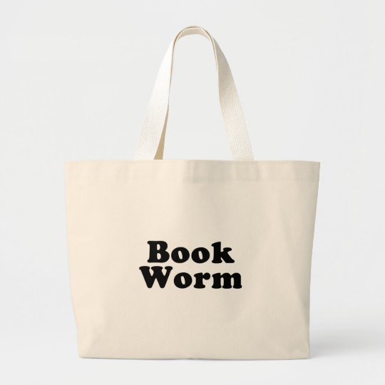 Book Worm Bag Tote
