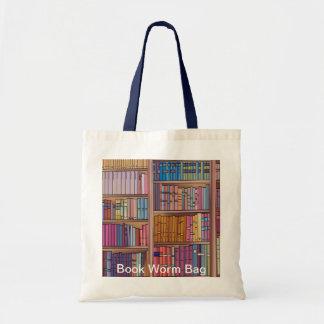 Book Worm Book Bag