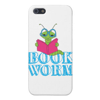 Book Worm Case For iPhone SE/5/5s