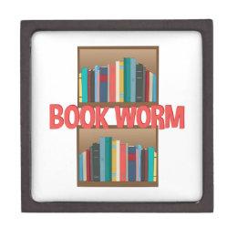 Book Worm Gift Box