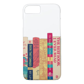 Book Worm iPhone 7 Case