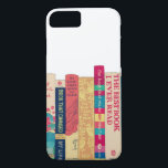 "Book Worm iPhone 8/7 Case<br><div class=""desc"">Cute &quot;Book Worm&quot; case for all you worms out there!</div>"