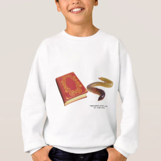 Book Worm Sweatshirt