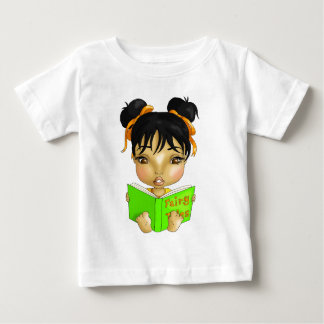 Book worm tee shirt