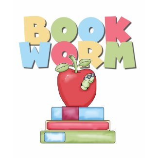 Book Worm Tshirts and Gifts shirt