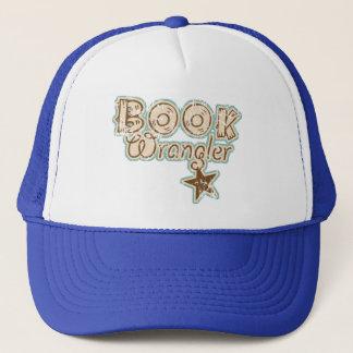 Book Wrangler Trucker Hat