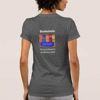 Bookaholic - camisetas playeras