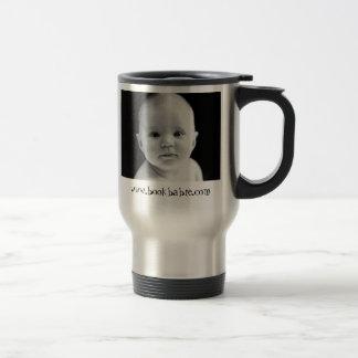bookbabie travel mug