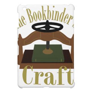 Bookbinders Craft iPad Mini Case