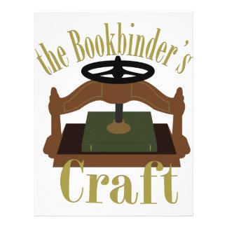 Bookbinders Craft Letterhead