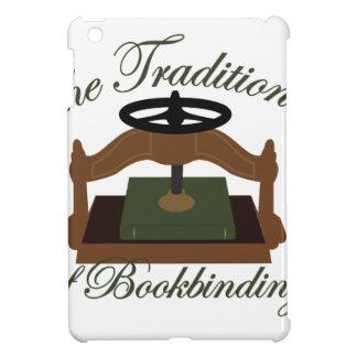 Bookbinding iPad Mini Covers