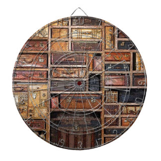 Bookcase Dart Board