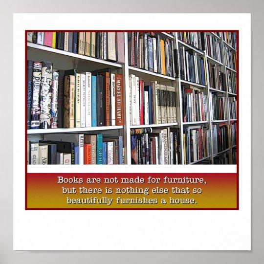 Bookcase Print