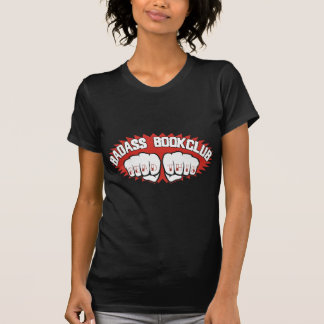 Bookclub de Badass Camisetas
