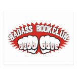 Bookclub de Badass Postal