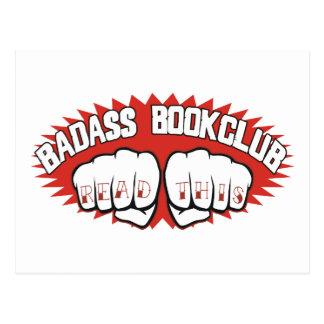 Bookclub de Badass Postales
