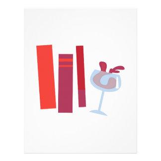 Bookclub Membrete A Diseño
