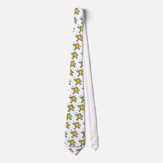 Bookcrossing Tie tie