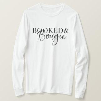 Booked & Bougie Tshirt