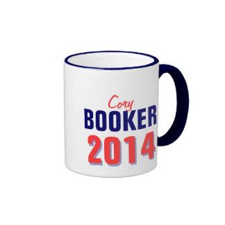 Booker 2014 taza de dos colores