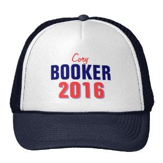 Booker 2016 gorras