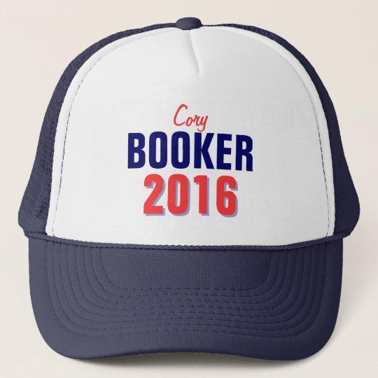 Booker 2016 trucker hat