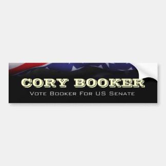 Booker de Cory para la pegatina para el parachoque Pegatina Para Auto