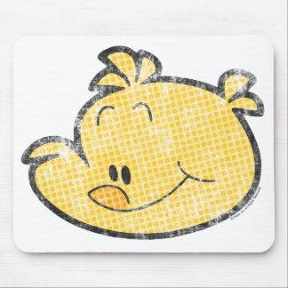 Booker el polluelo Mousepad Tapete De Ratones