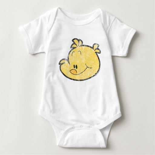 Booker la enredadera del bebé del polluelo playeras
