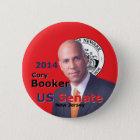 Booker Senate 2014 Button