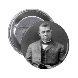 Booker T. Washington, 1903 Pinback Button