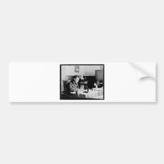 Booker T Washington Bumper Stickers