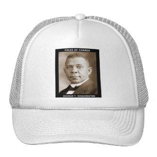 Booker T Washington Mesh Hats