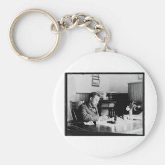 Booker T. Washington Keychain