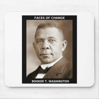 Booker T. Washington Mouse Pad