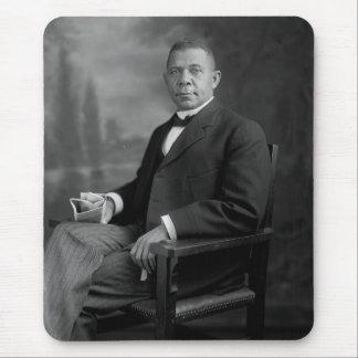 Booker T. Washington Portrait by Harris & Ewing Mouse Pad