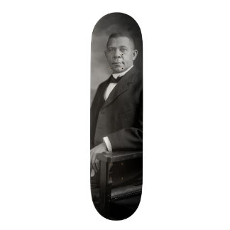 Booker T. Washington Portrait by Harris & Ewing Skate Boards