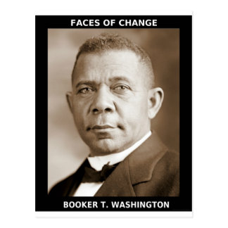 Booker T. Washington Postcards