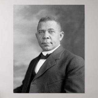 Booker T. Washington Póster
