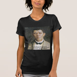Booker T Washington & Success Quote T Shirts