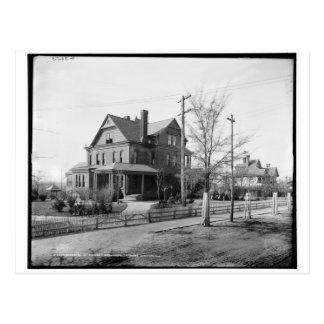 Booker T. Washington, Tuskegee Institute, Ala. Postcards