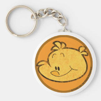 Booker the Chick Keychain