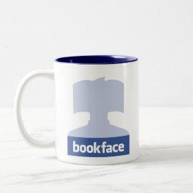 bookface mug