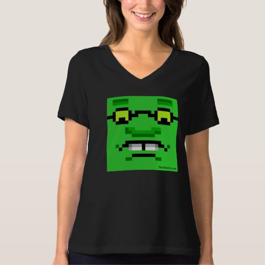 Bookie Blockhead T-Shirt For Her!