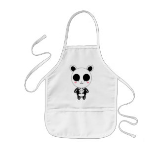 Bookie the Hamster Kids' Apron