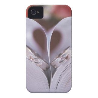 Bookish heart iPhone 4 case